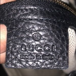 Gucci Bags - Authentic Gucci Soho Shoulder Bag